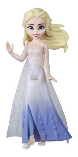 Mini Boneca Básica 10 Cm Disney Frozen 2 Elsa Aventura Magica