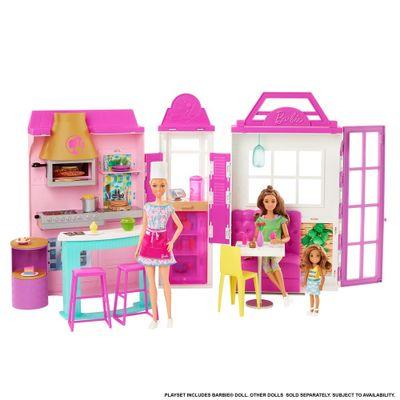 Boneca-Barbie-e-Restaurante---Estate---Rosa---Mattel-0