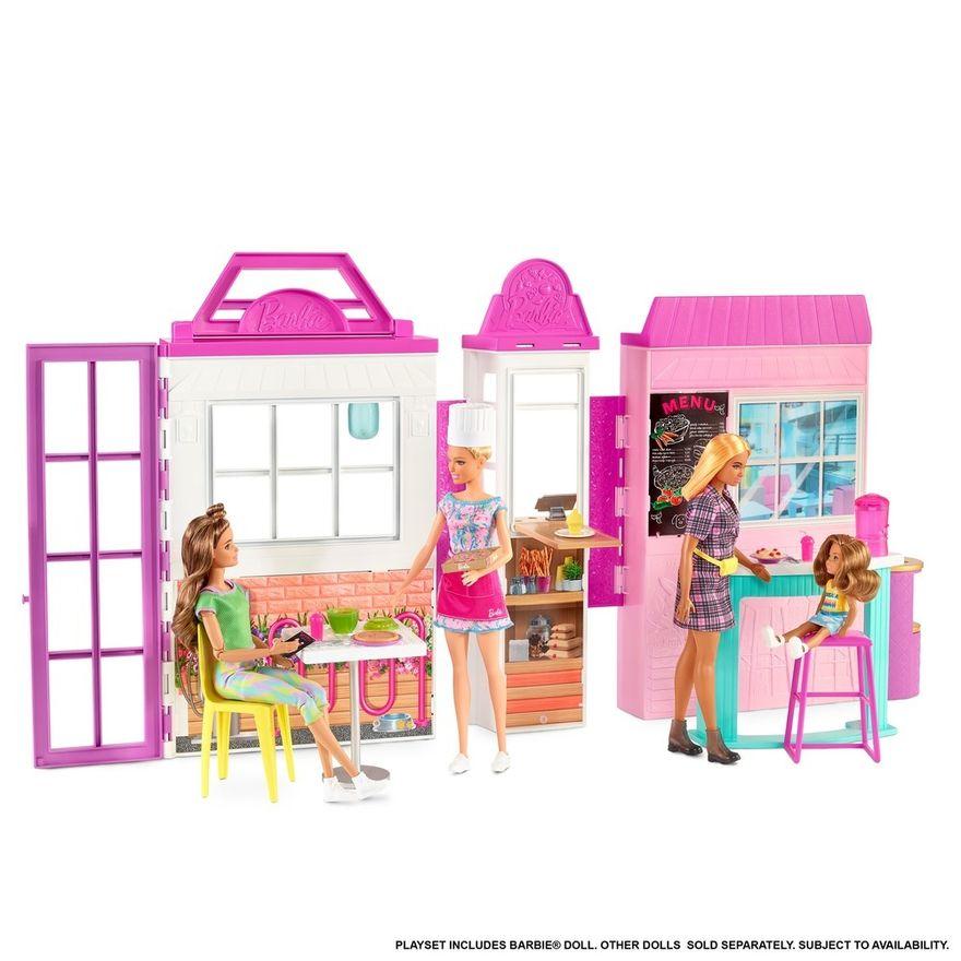 Boneca-Barbie-e-Restaurante---Estate---Rosa---Mattel-1