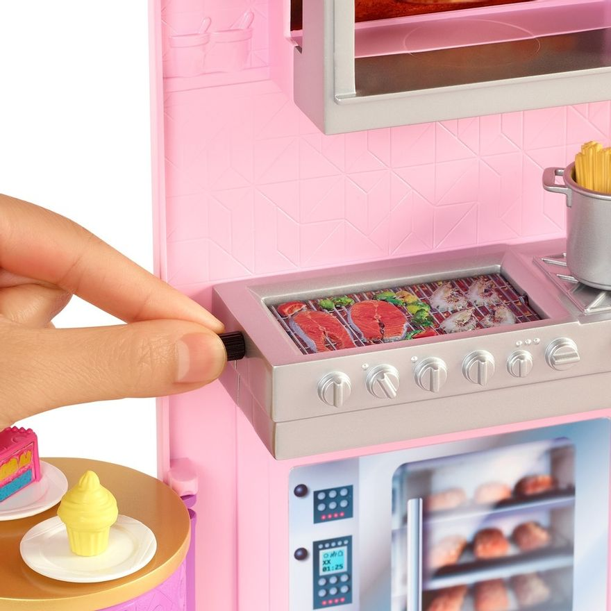 Boneca-Barbie-e-Restaurante---Estate---Rosa---Mattel-6