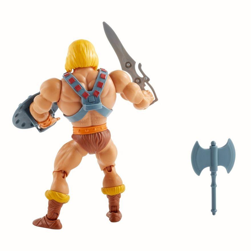 Figura-De-Acao---15Cm---Colecionavel---Masters-Of-The-Universe---He---Man---Mattel-2