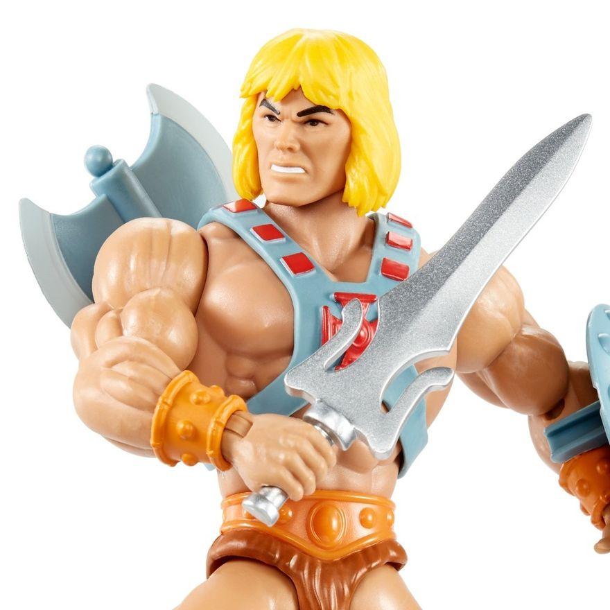 Figura-De-Acao---15Cm---Colecionavel---Masters-Of-The-Universe---He---Man---Mattel-3