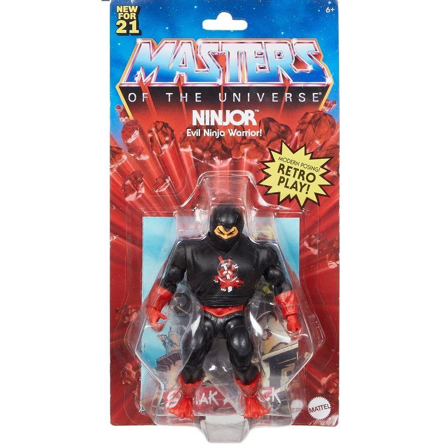 Figura-De-Acao---15Cm---Colecionavel---Masters-Of-The-Universe---Ninjor---Mattel-2