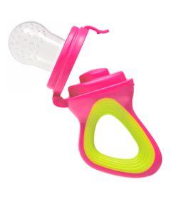 Alimentador---Porta-Frutinha-Baby----Rosa-e-Verde---Buba_Detalhe
