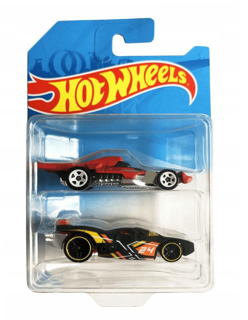 Hot Wheels - Carrinhos com 2 Fvn40 SORTIDO