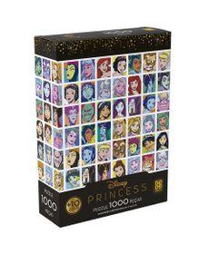 Quebra-Cabeca---Princesas-Disney--1000-Pecas---Grow-0