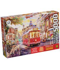 Quebra-Cabeca---Puzzle---Passeio-de-Bonde---5000-Pecas---Grow-0