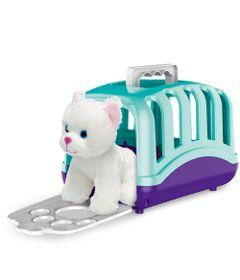 Mini-Figura-com-Acessorios---Maleta-de-Transporte-Pet-Care---Cachorrinho---Branco-e-Rosa---Fun-0