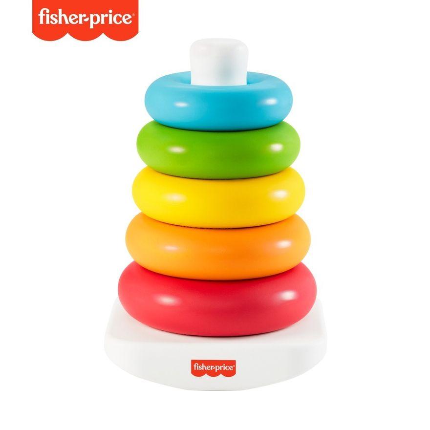 Brinquedo-de-Atividade---Piramide-de-Argolas-Eco---Colorido---Fisher-Price-1
