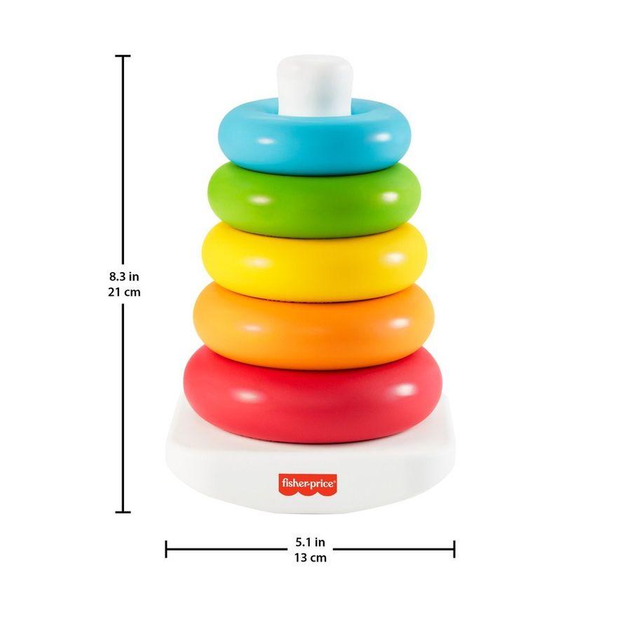 Brinquedo-de-Atividade---Piramide-de-Argolas-Eco---Colorido---Fisher-Price-2