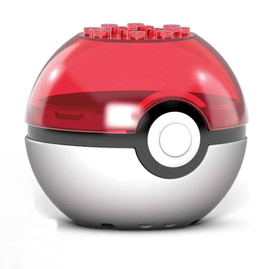 Blocos-de-Montar---Mega-Construx---Pokemon---Pokebola-com-Bulbasaur-Sorrindo---Mattel_Detalhe1