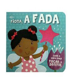 Livro-Infantil---Com-Capa-para-Sentir---Fiona-A-Fada---DCL-Editora_Frente
