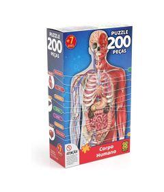 Quebra-Cabeca---Corpo-Humano---200-Pecas---Grow_Frente