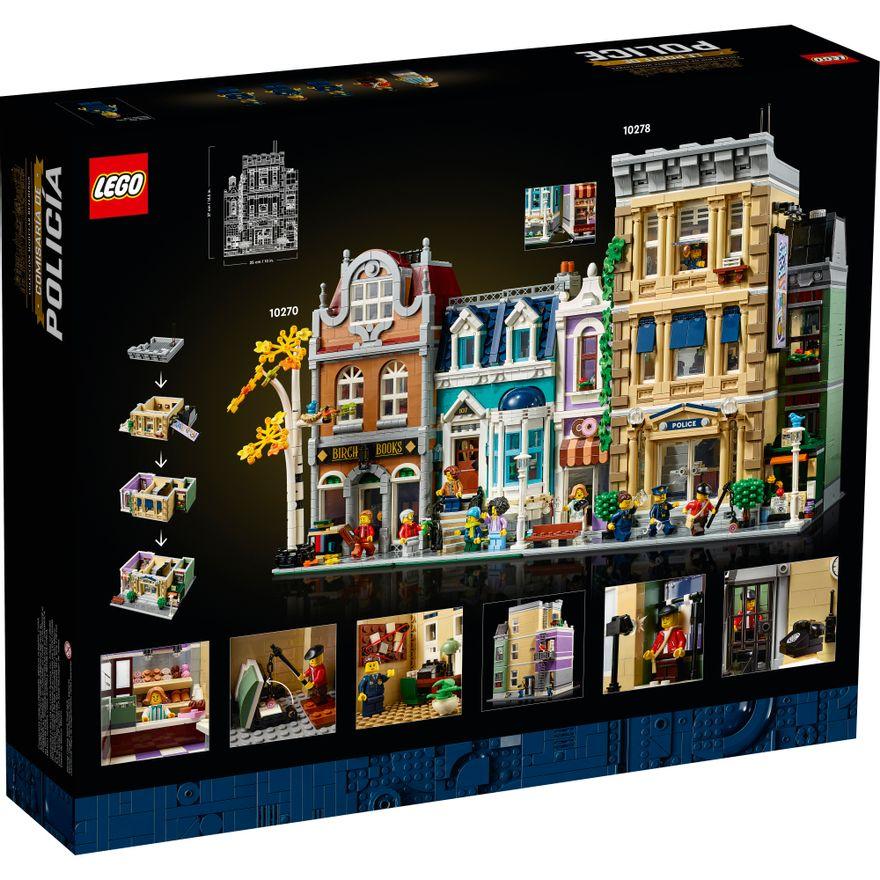 Lego---Delegacia-de-Policia---10278-1