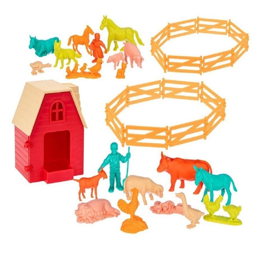 Fazendinha-Playset-Figuras-e-Acessorios---Gulliver-Brinquedos-1