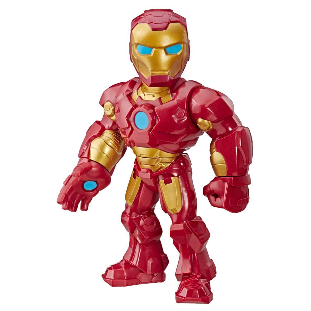 Boneco Playskool - Marvel - Homem de Ferro - Hasbro