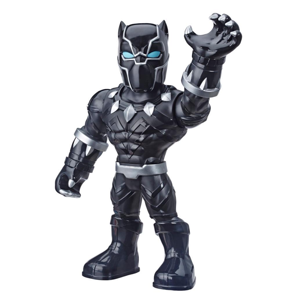 Boneco Playskool - Disnye - Marvel - Pantera Negra - Hasbro