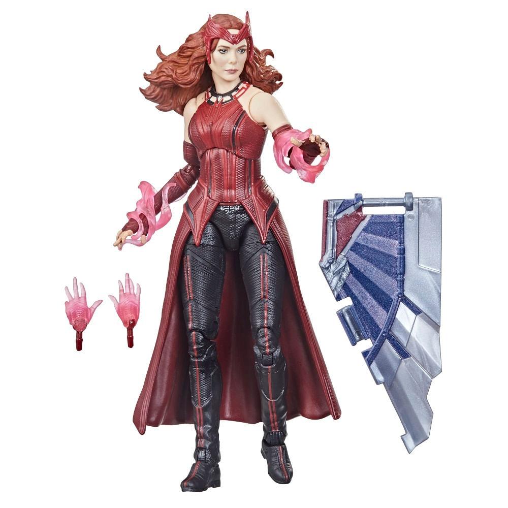 PRÉ-VENDA: Figura Articulada - 15 cm - Avengers Legends - Disney - Marvel - Wanda Maximoff - Hasbro