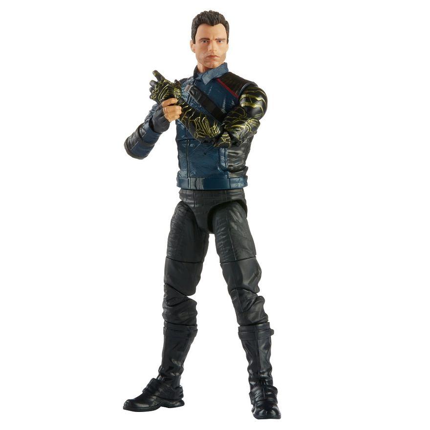 Figura-Articulada---15-Cm---Avengers-Legends---Disney---Marvel---Soldado-Invernal---Hasbro-6