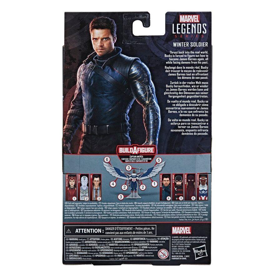 Figura-Articulada---15-Cm---Avengers-Legends---Disney---Marvel---Soldado-Invernal---Hasbro-8