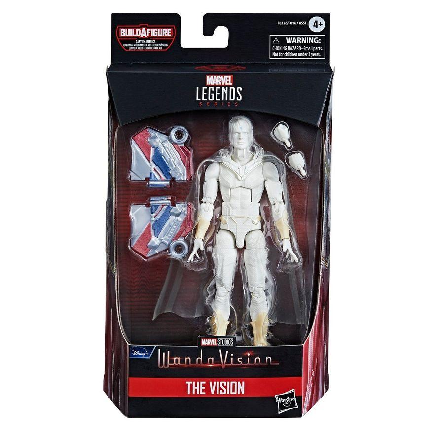 Figura-Articulada---15-Cm---Avengers-Legends---Disney---Marvel---Visao-Branco---Hasbro-1