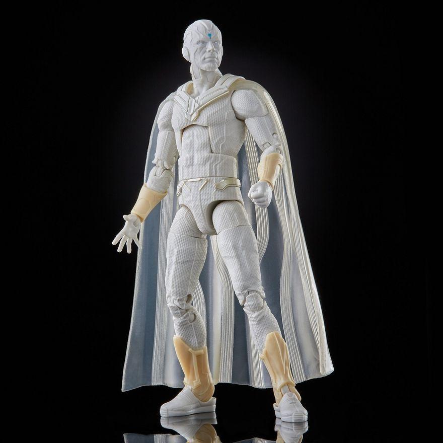 Figura-Articulada---15-Cm---Avengers-Legends---Disney---Marvel---Visao-Branco---Hasbro-2