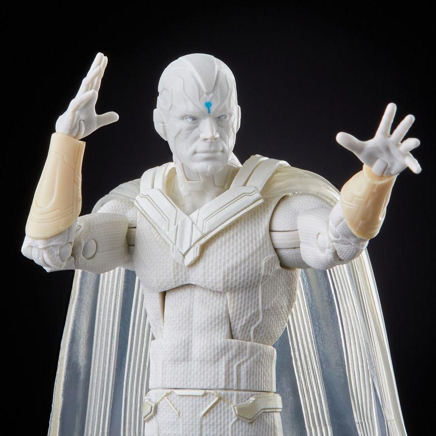 Figura-Articulada---15-Cm---Avengers-Legends---Disney---Marvel---Visao-Branco---Hasbro-4