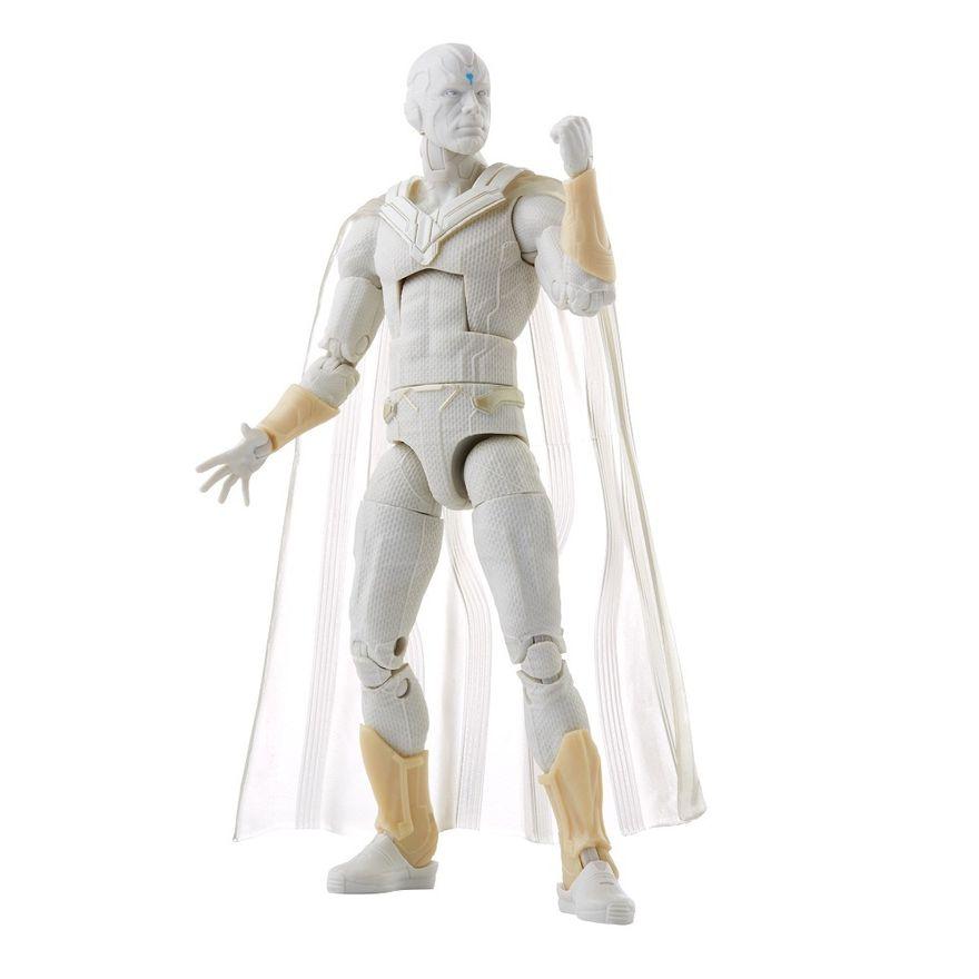 Figura-Articulada---15-Cm---Avengers-Legends---Disney---Marvel---Visao-Branco---Hasbro-5