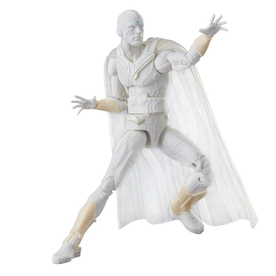 Figura-Articulada---15-Cm---Avengers-Legends---Disney---Marvel---Visao-Branco---Hasbro-6
