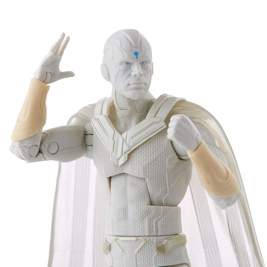 Figura-Articulada---15-Cm---Avengers-Legends---Disney---Marvel---Visao-Branco---Hasbro-7