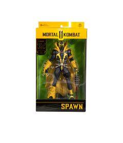 Boneco-Spawn---18-Cm---Mortal-Kombat---McFarlane---Amarelo-e-Preto---Fun-0