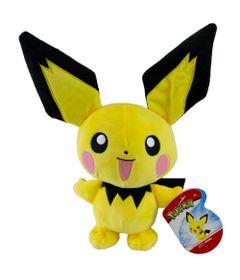 Pelucia-Basica---20-cm---Pokemon---Pichu---Sunny-0
