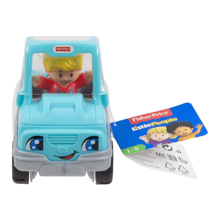 Mini-Figura-e-Veiculo---Little-People---Pick-Up---Fisher-Price---Mattel-2