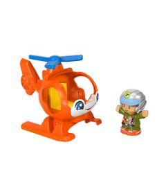 Mini-Figura-e-Veiculo---Little-People---Helicoptero---Fisher-Price---Mattel-0