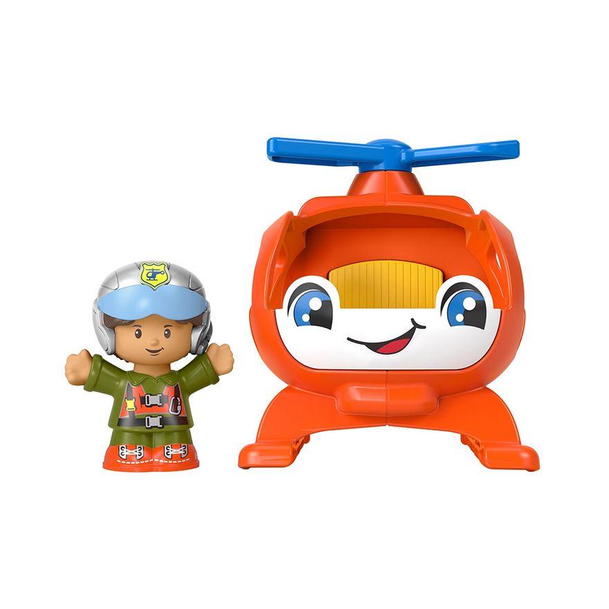 Mini-Figura-e-Veiculo---Little-People---Helicoptero---Fisher-Price---Mattel-5