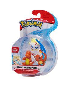 Figuras-de-Acao---Pokemon---Togepi-e-Charmander---Sunny-0