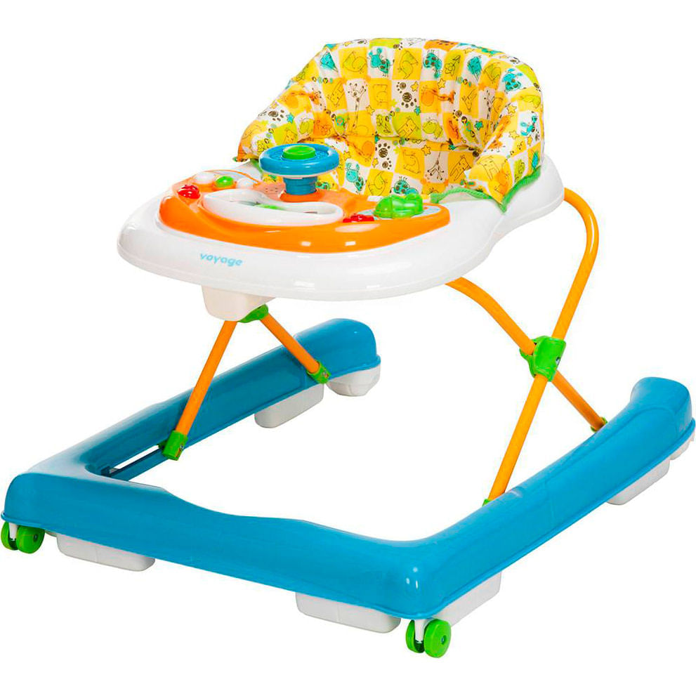 Andador para Bebê Voyage Buggy - Azul