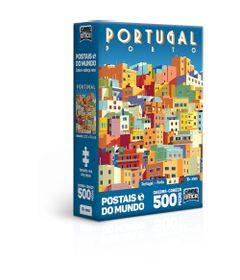 Quebra-Cabeca---500-Pecas-Nano---Postais-do-Mundo---Portugal---Porto---Toyster-0