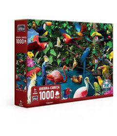 Quebra-Cabeca---1000-Pecas---Passaros---Toyster-0