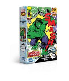 Quebra-Cabeca---500-Pecas-Nano---Game-office---Marvel---Hulk---Toyster-0