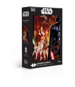 Quebra-Cabeca---500-Pecas-Nano---Game-Office---Star-Wars-Posters---Ep-4-5-e-6---Toyster-0