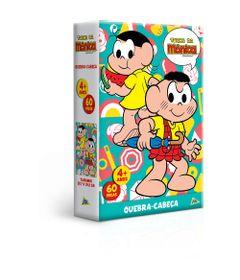Quebra-Cabeca---60-Pecas---Turma-da-Monica---Cascao-e-Magali---Toyster-0