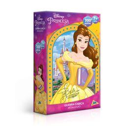 Quebra-Cabeca---Metalizado---200-Pecas---Disney---Princesa---Bela---Toyster-0