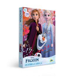 Quebra-Cabeca---100-Pecas---Disney---Frozen---Toyster-0