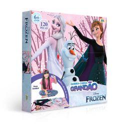 Quebra-Cabeca-Grandao---120-Pecas---Disney---Frozen---Toyster-0