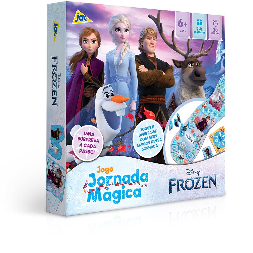 Jogo - Jornada Mágica - Disney - Frozen - Toyster