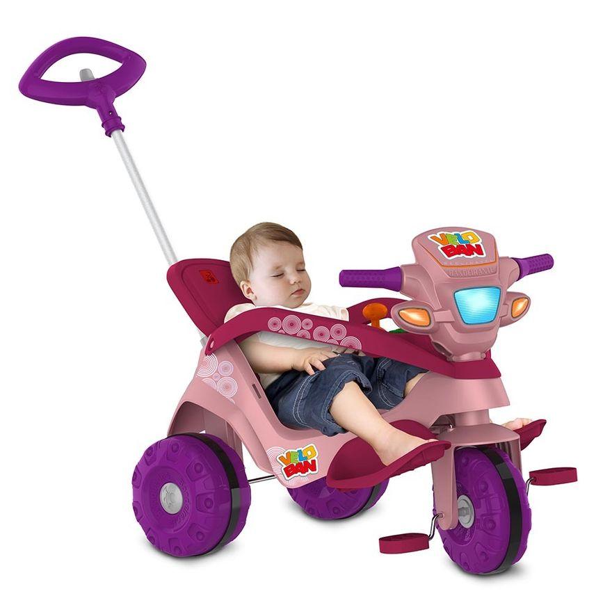 Passeio-e-Pedal---Velocipede---Reclinavel---Rosa---Bandeirante-4