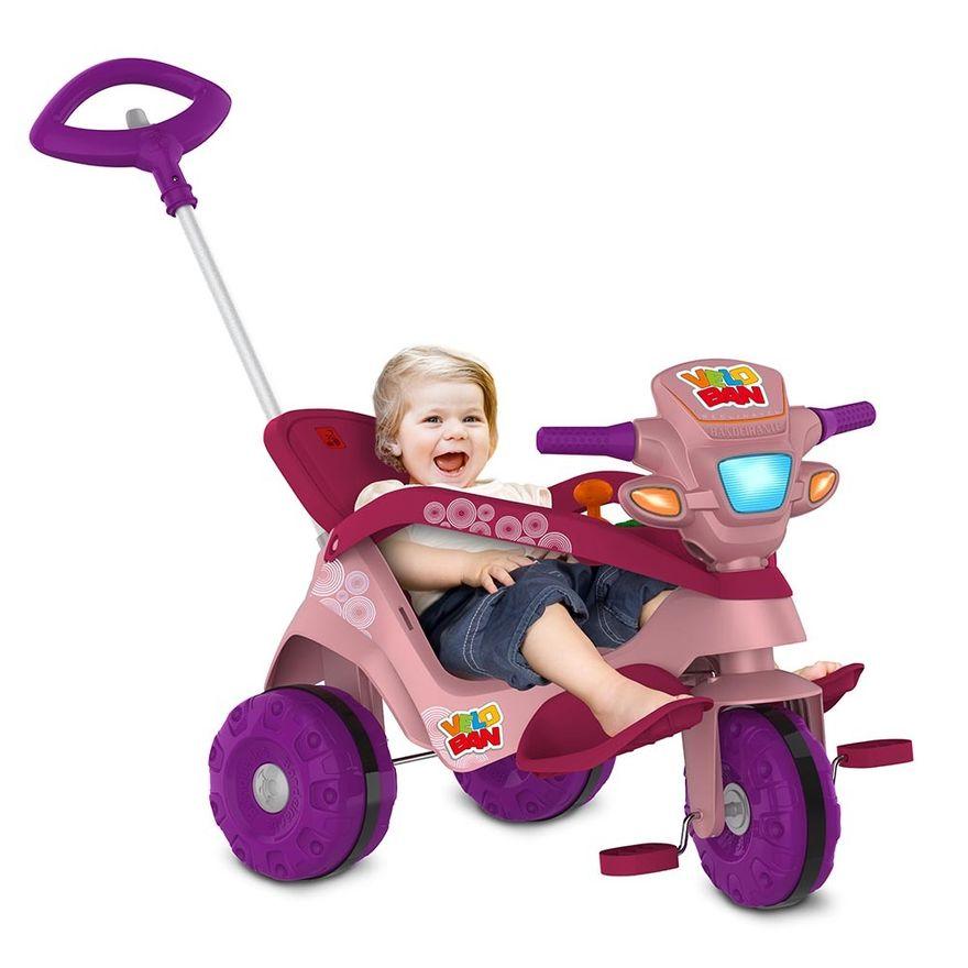 Passeio-e-Pedal---Velocipede---Reclinavel---Rosa---Bandeirante-5