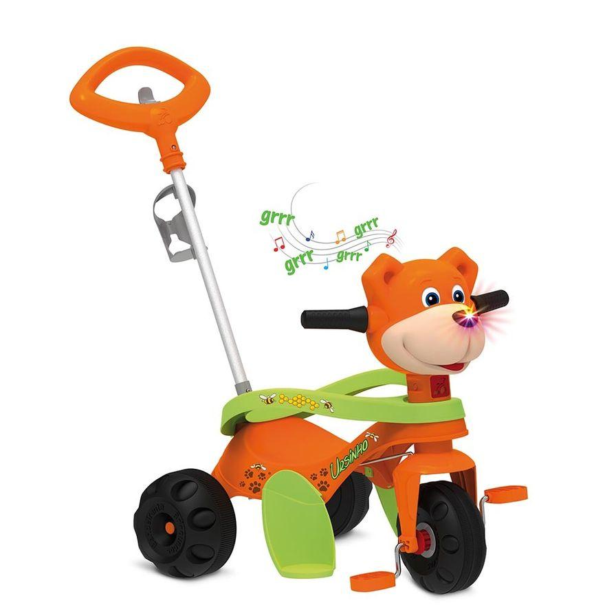Triciclo---Passeio-e-Pedal---Zootico-Ursinho---Laranja---Bandeirante-2