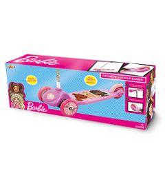 Patinete-Barbie---3-Rodas---Rosa---Fun-0